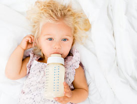 Pediatric Dentist in Owings Mills, MD - Baby Bottle Tooth Decay