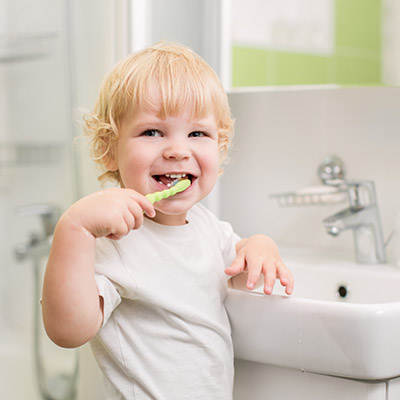 Kid Brushing - Pediatric Dentistry in Owings Mills, MD and the surrounding cities of Randallstown and Reisterstown, MD